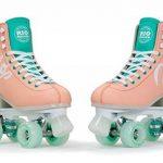 Rio Roller Script Roller/patins à roulettes–Pêche/vert–Uk3–36 de la marque Rio Roller image 3 produit
