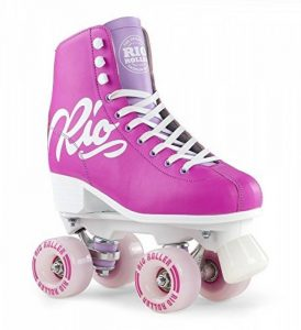 Rio Roller Script Roller/patins à roulettes Rose/lilas de la marque Rio Roller image 0 produit