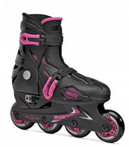 Roces Rollers en ligne fille Orlando III, noir/rose de la marque Roces image 0 produit