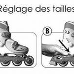 roller ajustable garcon TOP 7 image 2 produit