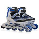 Rollers pour enfants/adolescents, à taille réglable - rouleau Luminous de la marque Filtwo image 2 produit