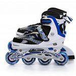 Rollers pour enfants/adolescents, à taille réglable - rouleau Luminous de la marque Filtwo image 3 produit