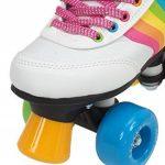 Rookie Forever Rainbow - Patins à 4 Roues - Mixte Adulte de la marque Rookie image 2 produit