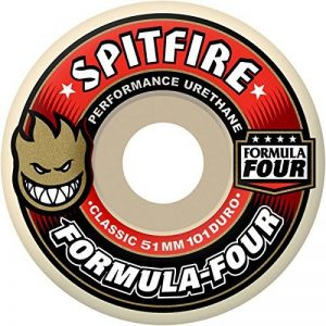 roue de skate spitfire TOP 6 image 0 produit
