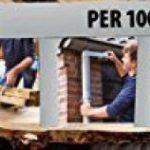 Ruban pour réparation Grizzly Tape Gris 25mt X 50mm Bostik de la marque UHU image 2 produit