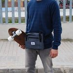 Sac à dos Skate board cruisers 26 et 27 inch planche à roulettes en plastique - Gris de la marque skate-home image 2 produit