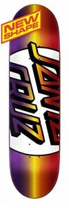 Santa Cruz Skate Big Missing Dot Fuseau Tip 8.0en X 31,7en Planche de la marque Santa Cruz image 0 produit