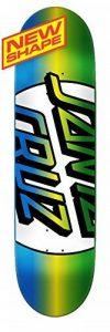 Santa Cruz Skate Big Missing Dot Fuseau Tip 8,25en X 32en Planche de la marque Santa Cruz image 0 produit