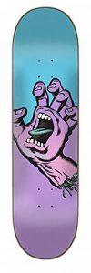 Santa Cruz Skate Pastel Screaming Hand 8,125en X 31,7en Planche de la marque Santa Cruz image 0 produit