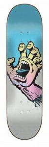 Santa Cruz Skate Pastel Screaming Hand 8.6en X 32.3en Planche de la marque Santa Cruz image 0 produit