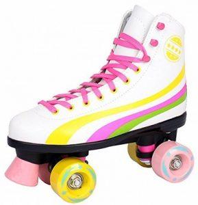 Selltex Enfants Patins à roulettes neuf 34353637383940Rose Blanc Noir Disco Roller Disco Femme de la marque Selltex image 0 produit