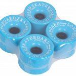 Selltex Longboard Lot de 4roulettes en Bleu 70x 50mm 80A 8x roulements ABEC 7Vis Accessoires de la marque Selltex image 1 produit