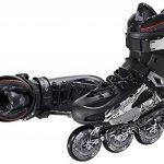 SET - SMJ® MZS507 Patins de Roues Alignées + ULTRAPOWER® Sac à dos des cordons | Femmes | Hommes | Inline Skates | ABEC9 Carbone de la marque SMJ sport image 4 produit