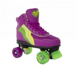 SFR Rio Roller Patins à roulettes–Raisin/violet (12J–8A) de la marque SFR image 0 produit