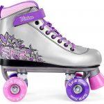 SFR VISION II PLUS Rollers en ligne et rollers quad skates rose enfants fille de la marque SFR image 2 produit