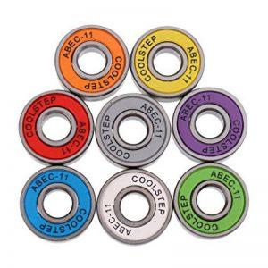 Sharplace Lot de 8pcs ABEC 11 Roulement à Bille 22mm Roulements pour Roues de Skateboard Scooter Longboard Speed Bearings de la marque Sharplace image 0 produit