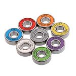 Sharplace Lot de 8pcs ABEC 11 Roulement à Bille 22mm Roulements pour Roues de Skateboard Scooter Longboard Speed Bearings de la marque Sharplace image 1 produit