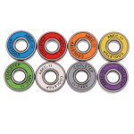 Sharplace Lot de 8pcs ABEC 11 Roulement à Bille 22mm Roulements pour Roues de Skateboard Scooter Longboard Speed Bearings de la marque Sharplace image 2 produit