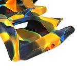 Silicone étui de protection de la peau pour Universal 6,5 pouces 2 roues Smart Self Balancing Scooter Hover Board Hoverboard couleur 1 Beetest® de la marque Beetest image 1 produit