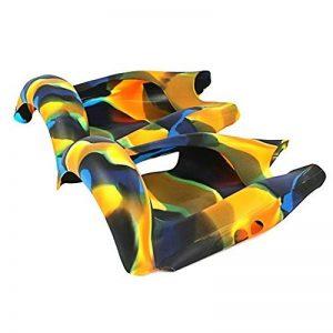 Silicone étui de protection de la peau pour Universal 6,5 pouces 2 roues Smart Self Balancing Scooter Hover Board Hoverboard couleur 1 Beetest® de la marque Beetest image 0 produit