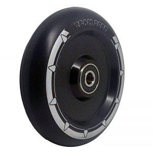 Simple Team Dogz 100mm & 110mm UFO creux coeur scooter roue ABEC11 également compatible avec MGP SLAMM RAZOR Crisp Grain etc de la marque Team Magnus image 0 produit