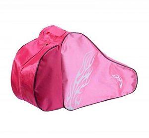 Skate Bag - Sac pour transporter des patins à glace, patins à roulettes, patins à roues alignées pour enfants / adultes, B de la marque Black Temptation image 0 produit