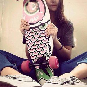 Skate/Poissons/Adulte brossé Conseil gros poissons rue Maple/Quatre roues skateboard/Banane/Etape skateboard/Fille de la marque image 0 produit