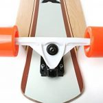 Skateboard, Longboard, Streetsurfer, modèle Kranz 109 x 26 cm de la marque QualiTime GmbH image 2 produit