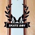 Skateboard, Longboard, Streetsurfer, modèle Kranz 109 x 26 cm de la marque QualiTime GmbH image 4 produit