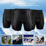 SKL Hip Pad Pantalon de Cyclisme Ski Patinage Snowboard et d'autres sports (L) de la marque SKL image 6 produit