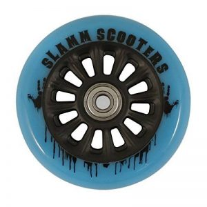 Slamm Noyau de Nylon Roue de Trotinette avec Roulements - Bleu de la marque Slamm Scooters image 0 produit