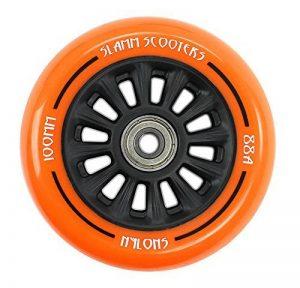 Slamm Noyau de Nylon Roue de Trotinette avec Roulements - Orange de la marque Slamm Scooters image 0 produit