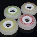 SPEEDEVE 8Pcs 90A Roues Remplacement à LED pour Patin En Ligne/Patin à Roulettes - 72mm 76mm 80mm de la marque SPEEDEVE image 2 produit