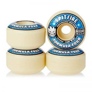Spitfire Formula Four Classic Wheels 99a White/Blue 53mm de la marque Spitfire image 0 produit