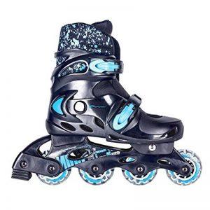 SPOKEY® SPLASH Patins de Roues Alignées | Enfants | Femmes | Inline Skates | Tailles reglable 31-34, 35-38 de la marque Spokey image 0 produit