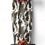 SportPlus - Mini Cruiser Longboard EZY ! - Skateboard Rétro - Longueur : env. 56 cm - Roulement ABEC-5 - Normé EN-13613 - Plusieurs Couleurs dispo de la marque Sportplus image 2 produit