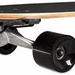 SportPlus - Skateboard Carver - Roulement à billes ABEC-7 - En bois d'Érable - Concave single Kick - Longueur env. 70 cm de la marque Sportplus image 3 produit