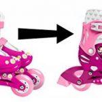 Stamp Vélo - Rollers Princesses Disney, J100830, Taille 27/30 de la marque Stamp image 1 produit