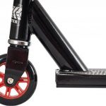 Staro Trottinette Freestyle enfant, noir 360° guidon renforcé par 4 points mécaniques plateau anti-dérapant, roues avec roulement à billes de la marque Staro image 1 produit