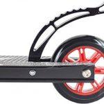 Staro Trottinette Freestyle enfant, noir 360° guidon renforcé par 4 points mécaniques plateau anti-dérapant, roues avec roulement à billes de la marque Staro image 2 produit