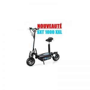 SXT scooters Trottinette électrique 1000 XXL 1600w Brushless Noire Batterie plomb 48V 12Ah de la marque SXT scooters image 0 produit