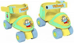 T'choupi Otch151 - Rollers - Patin A Roulettes - Taille Ajustable 24-29 de la marque T'choupi image 0 produit