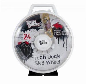 Tech Deck 6014724 - Finger Skate - Display Wheel + 1 Skate - Assortiment de la marque Tech Deck image 0 produit