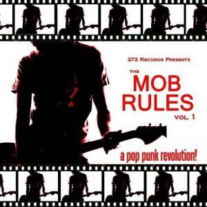 THE MOB RULES VOL. 1 various artists 272 records - a pop punk revolution de la marque various artists image 0 produit