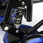 """The Official TRON Carbon Black Monster Suspension Springs Hoverkart with Monster Wheel - Fits All Hoverboard Swegways - 6.5"""", 8"""", 10"""" de la marque TRON image 4 produit"""