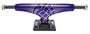 Thunder - Truck De Skateboard Silver Strike Hollow Lights Purple Hi - Taille:one Size de la marque Thunder image 0 produit