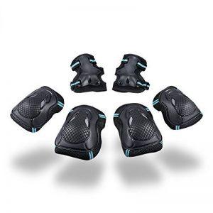 topfire Enfant/Jeunesse Pad de protection de vélo BMX Gear, genou, coude et poignet medium de la marque TOPFIRE image 0 produit