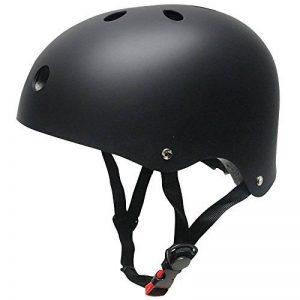 topfire Matt coloré de femmes/hommes Casque de skate/BMX M noir de la marque TOPFIRE MALL image 0 produit