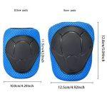 TOPFIRE Pièces pour Enfant avec Genou Coude et Poignet Bleu de la marque TOPFIRE image 2 produit