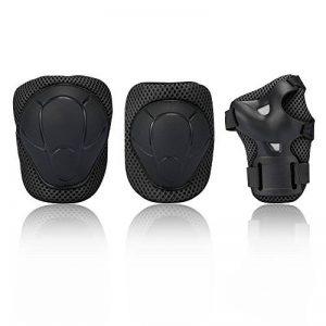 Topfire Sport Protections pour Enfant 6 PCS Genouillère Coudière Poignet Protection pour Roller Trottinettes de la marque TOPFIRE image 0 produit